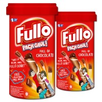 harga Fullo Wafer Stick Coklat Pack Gaul Jar 325.5 Gr (2 Pcs) Tokopedia.com