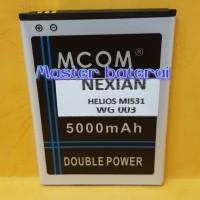 harga Baterai Nexian Helios Mi531 Wg003 Double Power Tokopedia.com