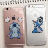 Jual iphone case stitch Murah