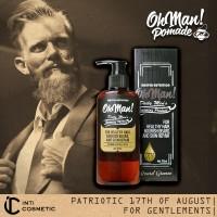 Oh Man! Daily Oil Beard Grease 170ml