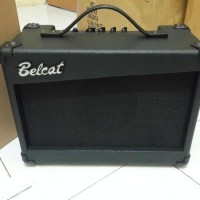 Jual Ampli gitar bass belcat 20B new Murah