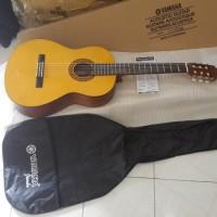 Jual Gitar akustik klasik yamaha C315 original bonus softcase Murah