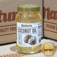 Jual Minyak Kelapa NATURA 500ml Organic Coconut Oil Murah