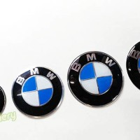 Emblem Dop Velg BMW High Quality