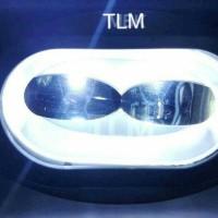 Jual Lampu Sorot Tembak LED OWL FLAT 4D Lens CREE Spotlight Murah