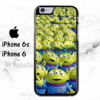 Case Casing Untuk iPhone 6 6S alien toy story Hardcase Custom