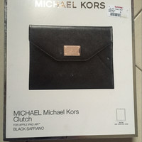 Jual Michael Kors Leather Case / sleeve / clutch/cover for Ipad Air Murah