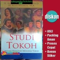 Studi Tokoh, Metode Penelitian Mengenai Tokoh - Arief Furchan