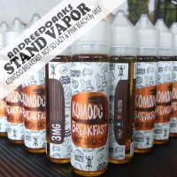 Jual KOMODO BREAKFAST PINK BEACH - NOT SO LAZY By MILF Premium Liquid Murah