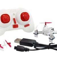 Jual Hubsan Q4 H111 Nano Mini Quadcopter Drone - Putih Murah