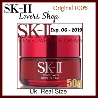 SK-II/SK2/SKII/SK II STEMPOWER RICH CREAM / ANTI AGING / NIGHT CREAM