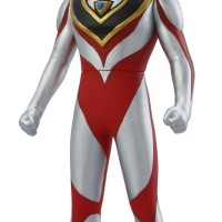 Bandai Spark Dolls Ultra Hero Ultraman Gaia V2