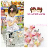 Jual Jepit rambut anak lollipops / hair clip korea import accessories Murah