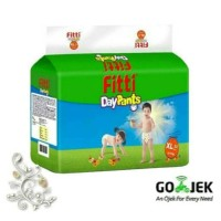 Jual Fitti XL22 Tipe Celana Pampers Size XL Isi 22 Murah