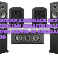 Jual Whaferdale Vardus 250 HCP Paket Speaker 5.0 For Home Theater Murah