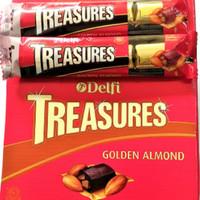 Jual Delfi Treasures Golden Almond 4 bar Murah