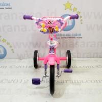 Jabodetabek Go-send Arava Alfrex Cat Sandaran Sepeda Roda Tiga Bmx