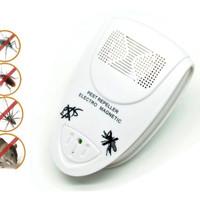 Jual Alat Pengusir pembasmi Serangga nyamuk kecoa tikus ultrasonic ampuh Murah