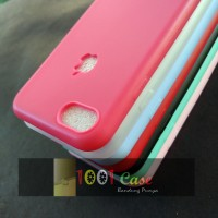 iPhone 7 PLUS Macaron Candy Soft TPU Silicon Phone Cases With Logo
