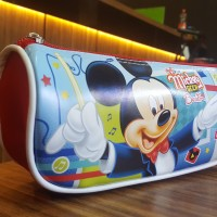 KOTAK PENSIL | TEMPAT PENSIL FANCY |MICKEY MOUSE|PAPER BAG ALAT TULIS.