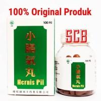 Hernis Pil - Obat Hernia / Radang Buah Pelir Original