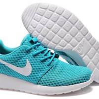 Nike Roshe Run WMNS Calypso White Sepatu Jalan Wanita Sneakers PREMIUM