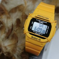 BABY G CASIO GLS 5600 YELLOW