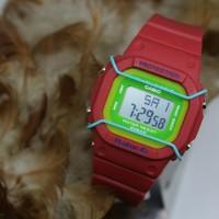 BABY G CASIO GLS 5600 RED