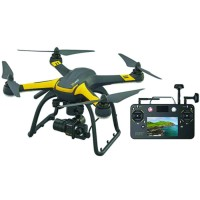 Hubsan X4 PRO H109S MID Edition 3 AXIS 5.8G Real FPV RC Quadcopter