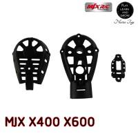 Sparepart Motor Cover/ Motor Holder utk MJX X400 X600 Quadcopter