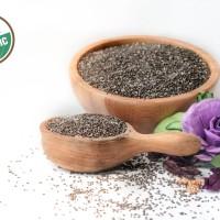 harga Organic Black Chia Seed Mexico - 1 Kg Tokopedia.com