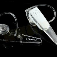 Bluetooth Headset Samsung HM 5800 LED Mono Earphone Head Set Wireless
