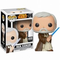 Jual Funko Pop Star Wars Ben Kenobi #99 Vinyl Figure Toy Doll New Murah