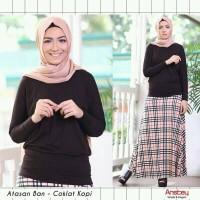 Atasan Full Cotton Rayon Model BAN, Size M/L, ANSTEY