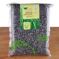 Organic Black Rice / Beras Hitam Organik