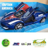 RC Mobil Mobilan Remote Control HeroCar Avengers Hero Car Mainan Anak