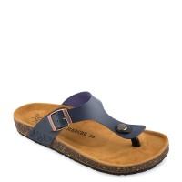 """Le Marche Sandal """"montpellier"""" - Navy Blue"""