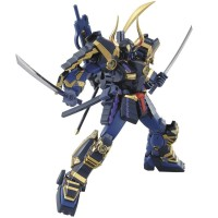 Bandai Gundam Plamo Gunpla MG 1/100 Musha Mk-II Mk2