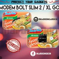 Jual Garskin Mifi XL GO  Bolt Slim 2  E5577 - Indomie Ayam Spesial Murah