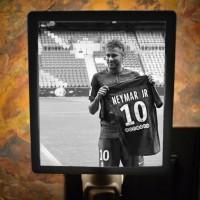 Lampu Tidur Neymar PSG Unik Murah bisa Costume Foto Sesuai Pesanan