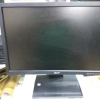 MONITOR LCD ACER BEKAS/ SECOND 19 INCH WIDE SCREEN