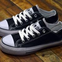 sepatu anak converse taylor hitam original premium 5 warna sz.30-35