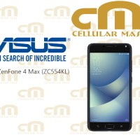 Asus Zenfone 4 Max ZC554KL RAM 3GB INTERNAL 32GB GARANSI RESMI ASUS