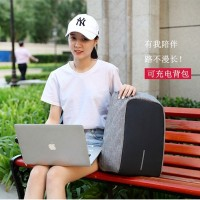 Smart Backpack Anti Theft Tas Anti Maling Model Xd Design Trend Xd-usb