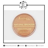 Rimmel London - Natural Bronzer - Sun Bronze