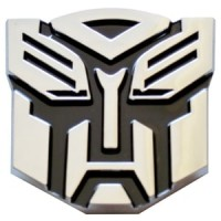Emblem Mobil Transformers - AUTOBOTS