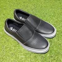 Jual Sepatu Casual Murah RAF Foot SLIPY LS - Hitam Murah