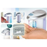 Jual Magic Soap Hand Free Soap Dispenser Sabun Otomatis Sensor Cuci Tangan Murah