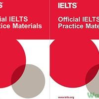 Paket Lengkap Official IELTS Practice Materials + CD (2 buku)