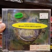 CD MUSIC RELEKSASI GOVINDA ECHOES OF EDEN IMPORTED
